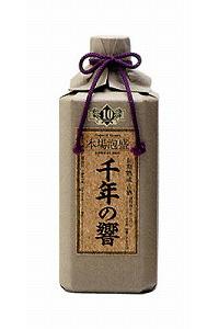 千年の響 長期熟成古酒 泡盛原酒43度 720ml
