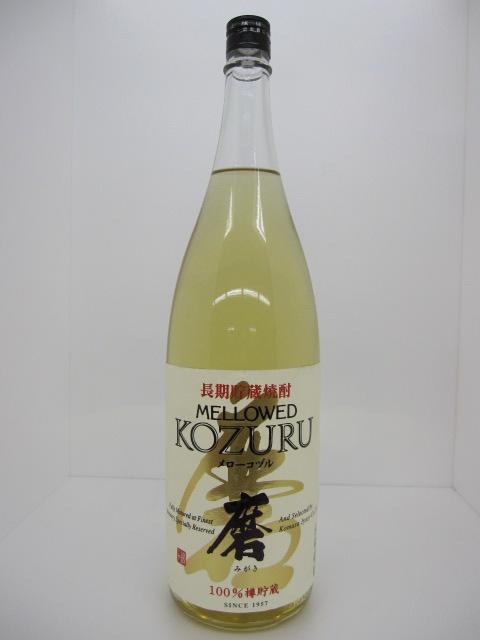 メロー小鶴 磨 麦25度 1.8L