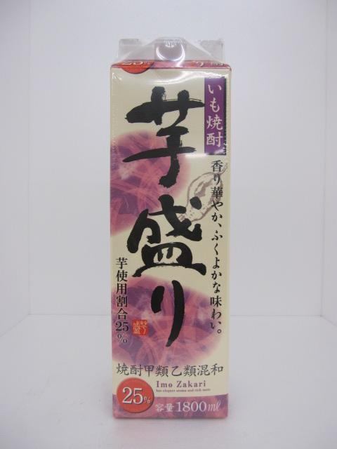 芋盛り 芋 25度 1.8L