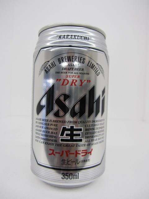 アサヒ スーパードライ 350ml 24本入