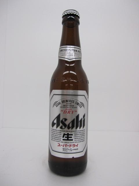 アサヒ スーパードライ 小瓶 30本入