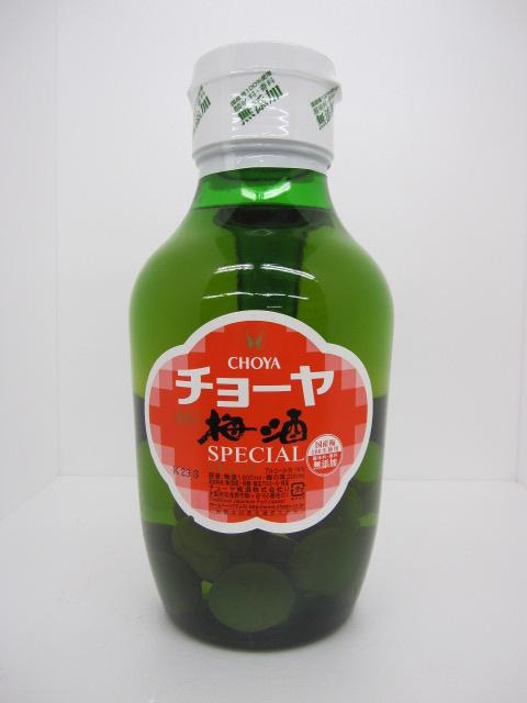 チョーヤ梅酒 スペシャル 1.8L