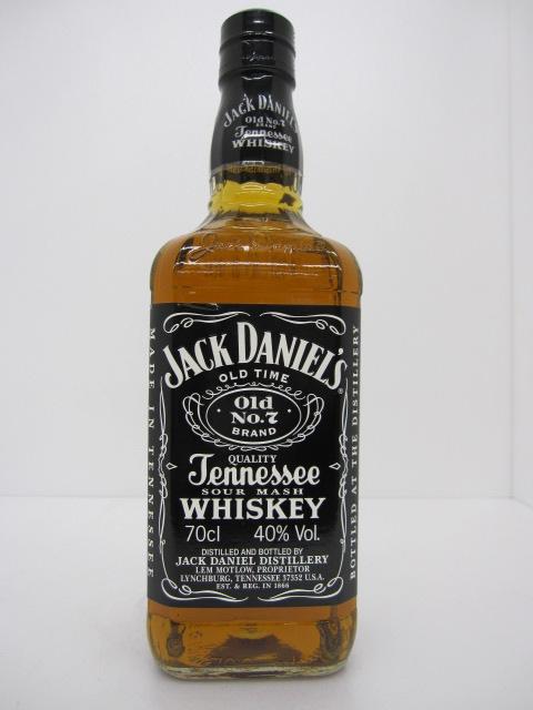 ジャックダニエル ブラック 700ml