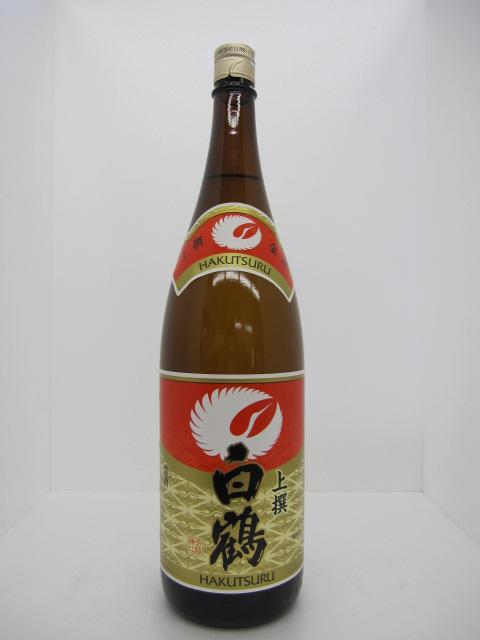 上撰 白鶴 瓶 1.8L
