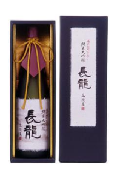 長龍 純米大吟醸 広陵蔵 1.8L