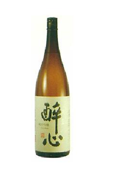 醉心 純米吟醸 稲穂 1.8L