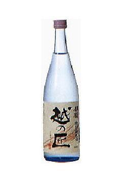 麒麟 特別純米 越の匠 720ml