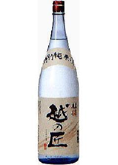 麒麟 特別純米 越の匠 1.8L