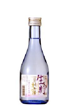 越乃柏露 本醸造 生貯蔵酒 300ml
