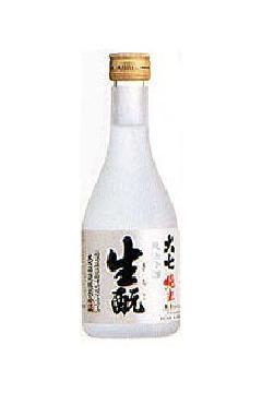 大七 純米キモト 爽快冷酒 300ml