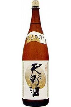 天野酒 本醸造 1.8L