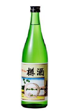 吉野杉の樽酒 720ml