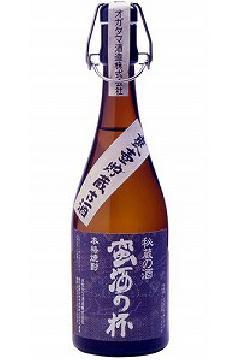 蛮酒の杯 かめ貯蔵古酒 芋25度 720ml
