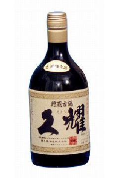 久耀 貯蔵古酒 芋25度 720ml