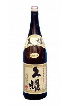 久耀 貯蔵古酒 芋25度 1.8L