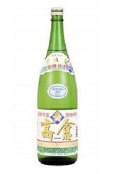 高倉 黒糖30度 1.8L