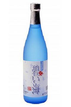 碧い海 黒糖25度 720ml