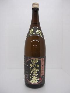 倉岳 黒麹 芋 25度 1.8L
