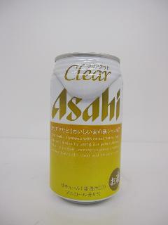 クリアアサヒ 350ml 24本入