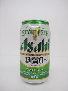アサヒ スタイルフリー 350ml 24本入