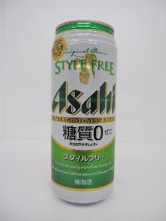 アサヒ スタイルフリー 500ml 24本入