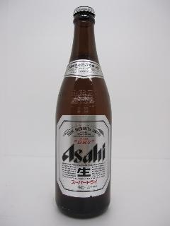 アサヒ スーパードライ 中瓶 20本入