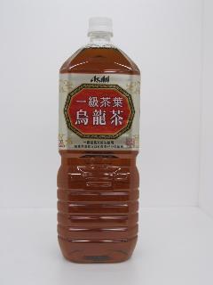 アサヒ 烏龍茶 2L 6本入