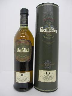グレンフィディック 18年 700ml