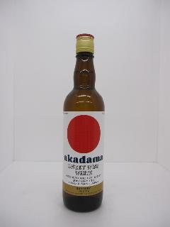 赤玉 スイートワイン 白 550ml