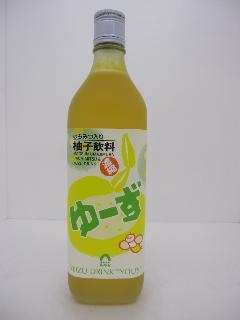 柚子飲料 ゆーず 700ml