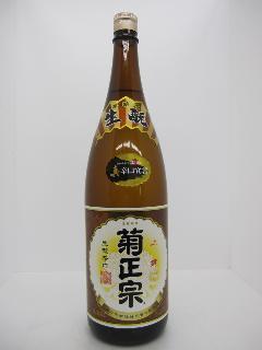 上撰 菊正宗 本醸造 瓶 1.8L