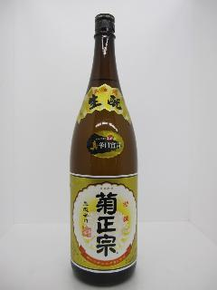 特選 菊正宗 本醸造 瓶 1.8L