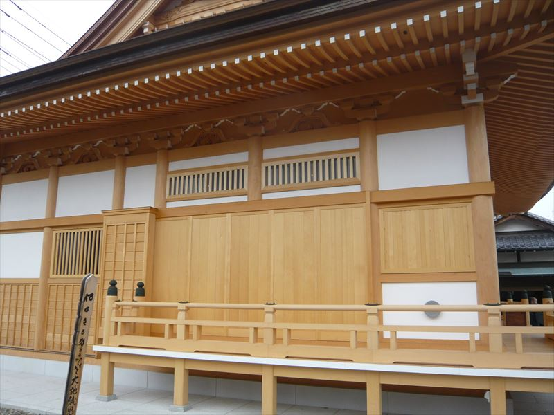 社寺建築の建具
