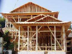 木造新築工事 洲本市 T様邸