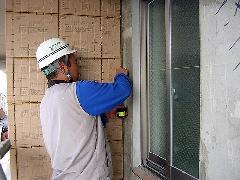 千葉県市川市 新築マンション タイル外壁工事