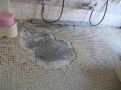 東京都文京区 浴室タイル改修工事