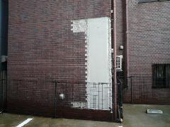 東京都台東区 外壁タイル補修工事