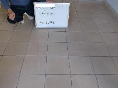 神奈川県川崎市 風除室床タイルSGS施工