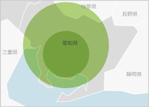 愛知県安城市から愛知県全域・東海エリア対応致します。
