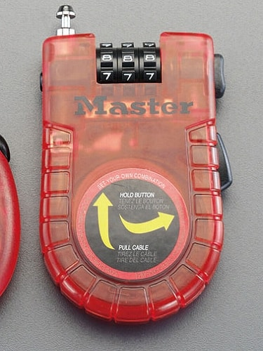 マスターロック 4605D