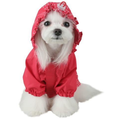 犬の服 ピンカジャンパー NAHA-RM006 XL