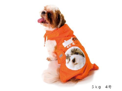 THE DOG レインコート