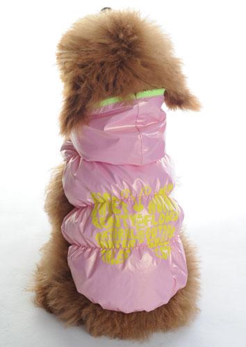 バタフライコート (ピンク)