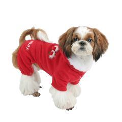 犬用サンタジャンプスーツ PAID-SP562 XL