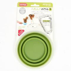 便利なペット用のお皿「ぺたんこボウル S 」