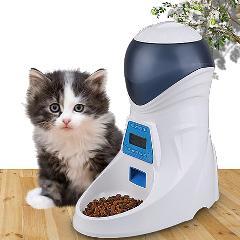 ペット用自動給餌器