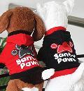 【愛犬もクリスマス】100%純綿製品♪ ♪ 格好いいっすよ♪ サンタクロース衣装