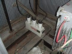 高圧受変電設備更新