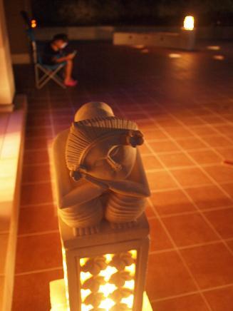 バリ島から届いた灯り