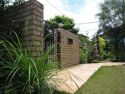 Western-style garden01